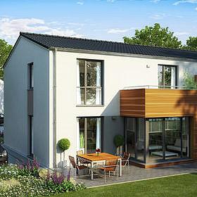 schl sselfertiges bauen stadth user in hannover weber massivhaus. Black Bedroom Furniture Sets. Home Design Ideas